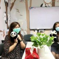 Chinese Class Panda Room